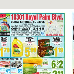 Bravo Supermarket Bravo Florida Weekly - Jun 27 to Jul 03
