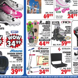 Big 5 Sporting Goods Weekly Ad - Aug 18 to Aug 24