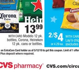 CVS Pharmacy Sneak Peek - May 19 to May 25