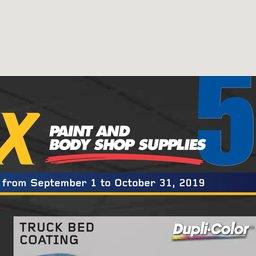 NAPA Auto Parts Catalogue - Sep 01 to Oct 31