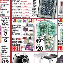 Weekly Flyer Oceanstatejoblot Com Collingswood Downtown Sparta Jpg 256x256 Sussex Nj Job Lot