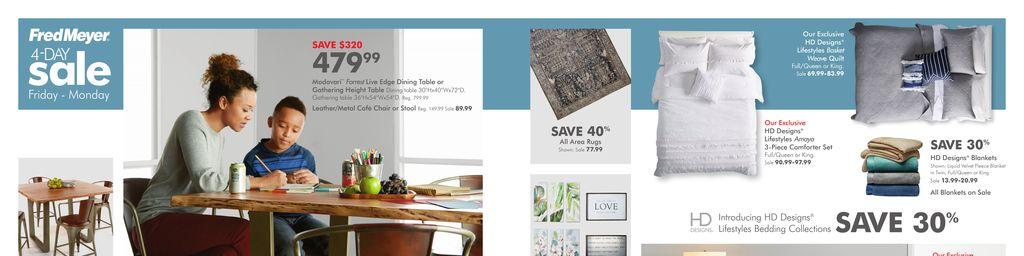Fred Meyer Food Savings - Jan 16 to Jan 22