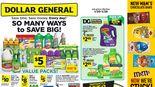 Dollar General Dollar General Market Ad Jan 20 To Jan 26