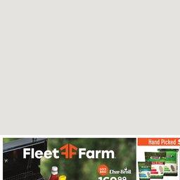 Weekly Ad Fleet Farm - FleetFarm com