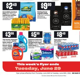 Weekly Flyer