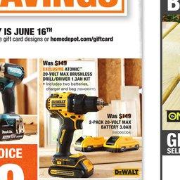 Home Depot Weekly Ad Jun 06 To Jun 19