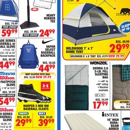 064537bb3dd7 Big 5 Sporting Goods Weekly Ad - Apr 28 to May 04