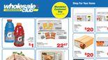 Thumbnail for Club Savings Flyer