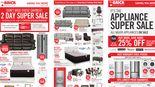 Thumbnail for Appliance Super Sale