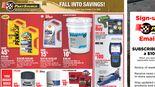 Thumbnail for Fall Into Savings!
