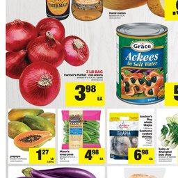 World Foods Flyer
