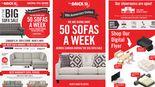 Thumbnail for Big Sofa Sale