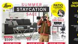 Thumbnail for Summer Staycation Sale