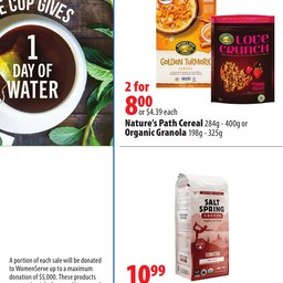Earth Month Savings Event