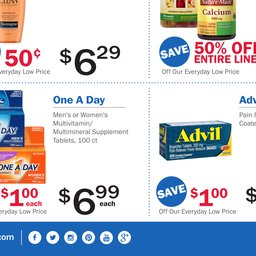 Good Neighbor Pharmacy Monthly Circular - Sep 01 to Sep 30
