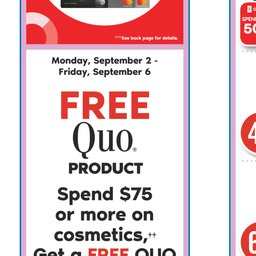 Flyer | Shoppers Drug Mart®