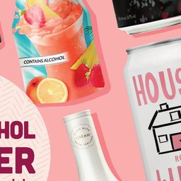 Alcohol Summer Entertaining Guide
