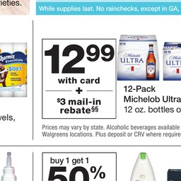 Walgreens Weekly Ad - Jun 30 to Jul 06