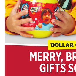 Merry Bright and Gifts so Right
