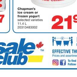 Club Savings Flyer