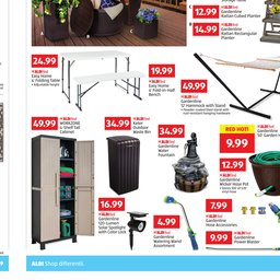ALDI In Store Ad - May 19 to May 25