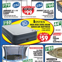 Big 5 Sporting Goods Weekly Ad - May 23 to May 27
