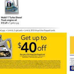 This Month's Promotions | NAPA Auto Parts