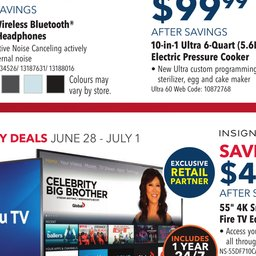 Best Buy Weekly Flyer Jun 28 To Jul 04