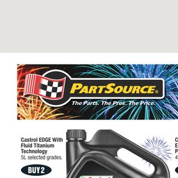Flyer — Partsource