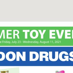 Summer Toy Event