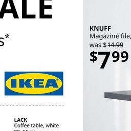 IKEA Event - Jun 10 to Jul 07