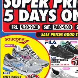 a9c91e1374c6 Big 5 Sporting Goods Weekly Ad - May 15 to May 18