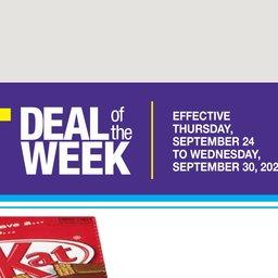Sweet Deal of the Week