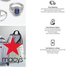 Macy's - Online Catalogs