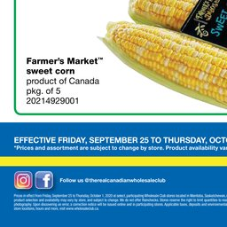 Produce Deal of the Week