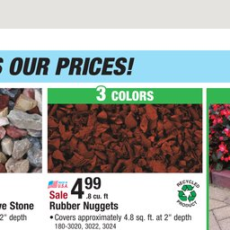 Menards Outdoor Living - Apr 24 to May 05