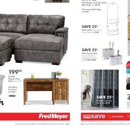 Super Fred Meyer General Merchandise Sep 04 To Sep 10 Customarchery Wood Chair Design Ideas Customarcherynet
