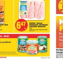 Global Foods Flyer