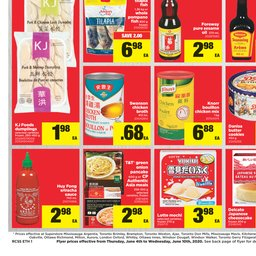 World Foods Flyer