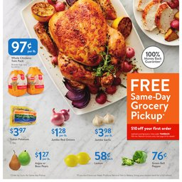 View Weekly Ads And Store Specials At Your Phenix City Supercenter