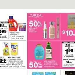 Walgreens Weekly Ad Circular-This weeks deals at Walgreens