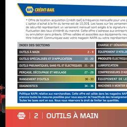 NAPA Pièces d auto Offres d experts 1 Circulaire - 1 jan. jusqu à 28 fév. 1adcb2ed3ee
