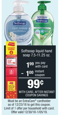 CVS Sale Items This Week 99 Cents After Coupon