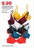 Limited Edition Ambrielle Bra