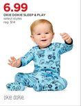 Okie Dokie Sleep & Play