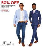 Men's Suit Separates, Sport Coats and Dress Pants