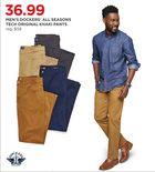 Men's Dockers® All Seasons Tech Original Khaki Pants