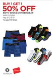 Boys' Socks & Underwear
