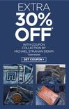 Collection by Michael Strahan Denim