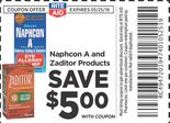 Rite Aid Naphcon A and Zaditor Products